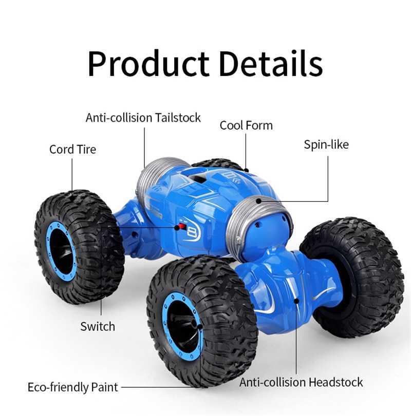 2,4 GHz 4WD JJRC Q70 RC автомобиль на радиоуправлении автомобиль твист-Пустыня автомобили Внедорожные багги игрушка высокая скорость скалолазание RC автомобиль дети детские игрушки