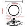 16cm Ring light